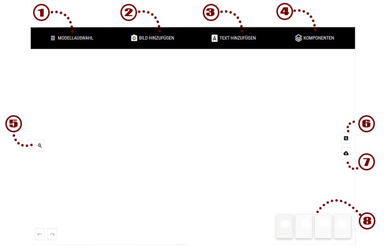 Online Designer Anleitung
