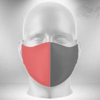 Two Cut Maske